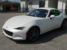 2018 Mazda MX-5 Miata RF Grand Touring Coupe