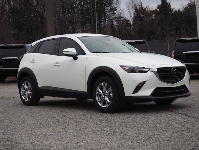 2019 Mazda Mazda CX-3 Sport Sport Utility