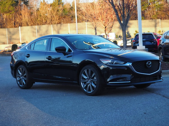 2018 Mazda Mazda6 Grand Touring Reserve Car