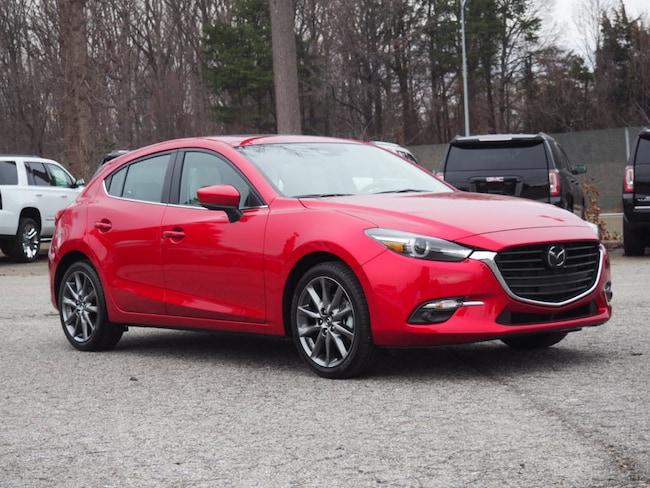 2018 Mazda Mazda3 Grand Touring Car