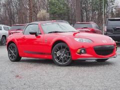 2014 Mazda MX-5 Miata Club Convertible