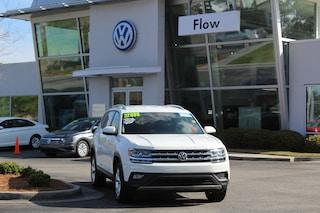 2018 Volkswagen Atlas 3.6L V6 SE w/Technology SUV