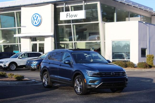 2018 Volkswagen Tiguan 2.0T SEL Premium SUV