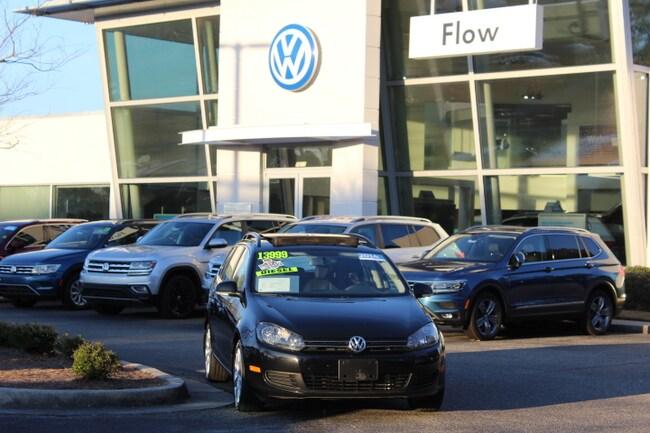 Pre Owned 2014 Volkswagen Jetta Sportwagen For Sale At Flow Bmw