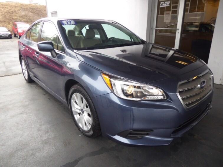 Used 2017 Subaru Legacy 2.5i Premium Sedan Near Greensboro