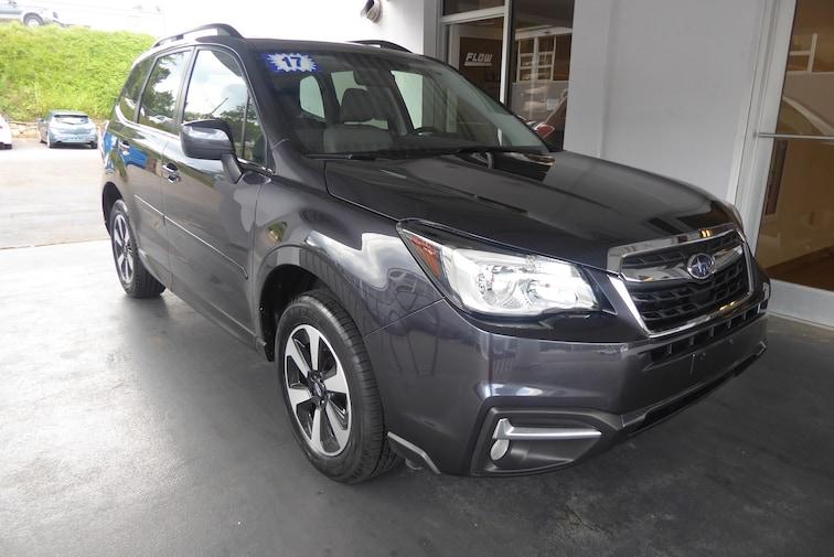 Used 2017 Subaru Forester 2.5i Limited SUV Near Greensboro