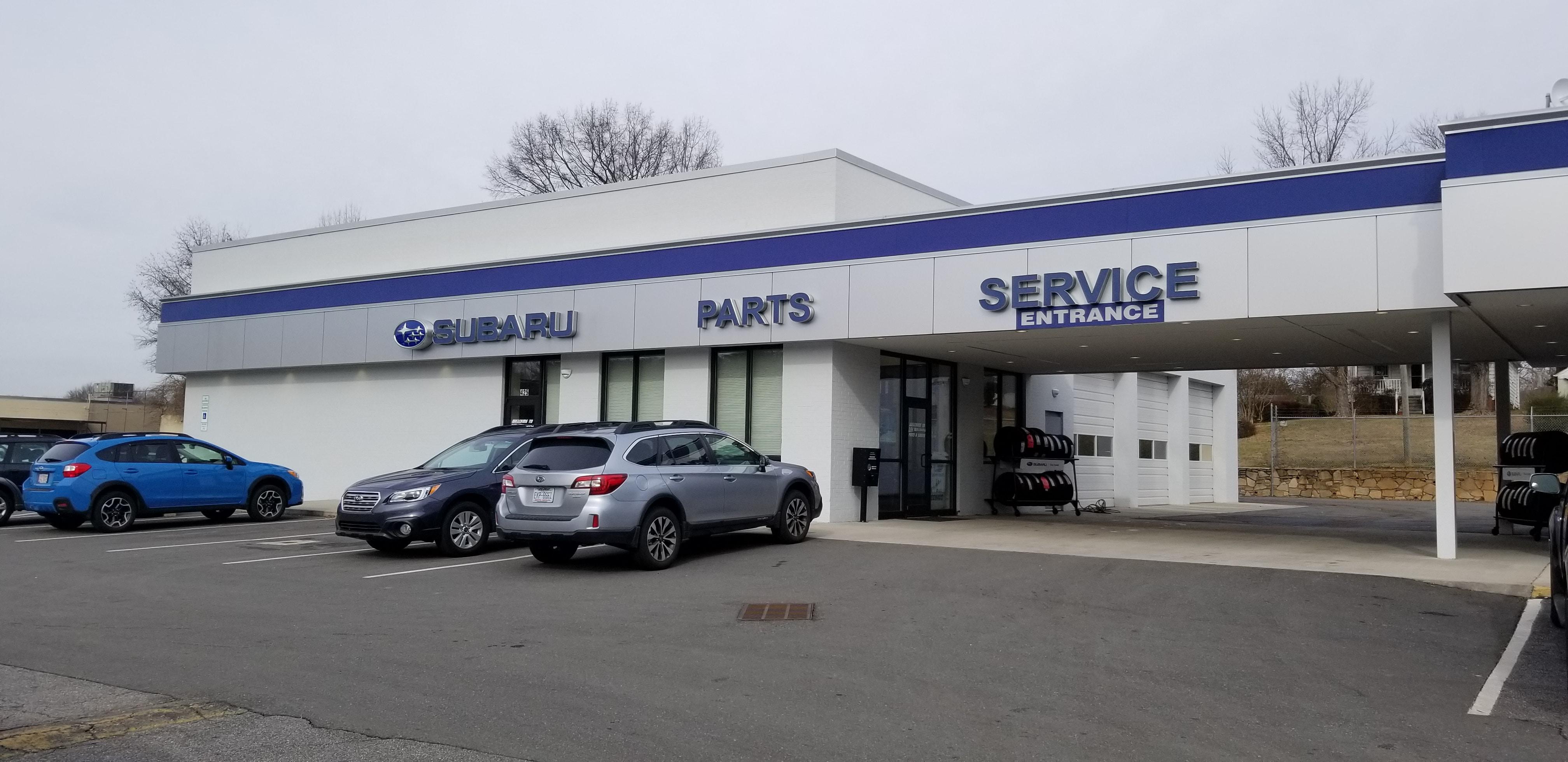 Winston salem subaru car repair flow subaru auto service for Flow motors winston salem