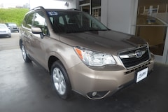 Certified Pre-Owned 2016 Subaru Forester 2.5i Limited SUV JF2SJAHC4GH558313 for Sale in Winston Salem