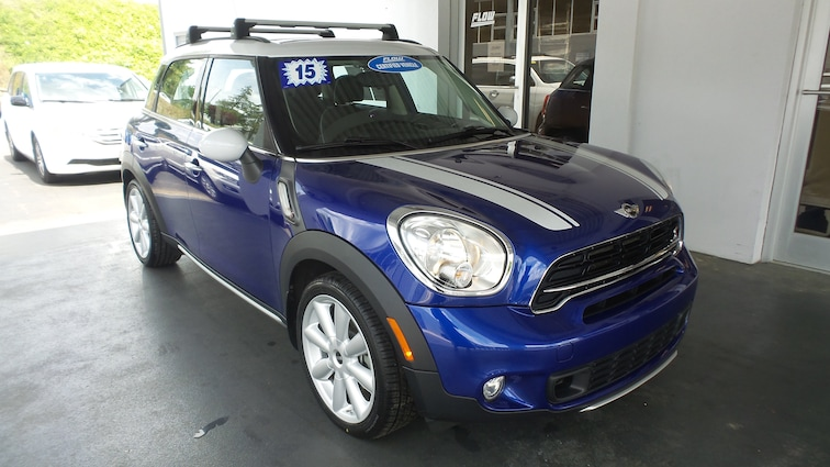 Used 2015 MINI Countryman Cooper S SUV Near Greensboro