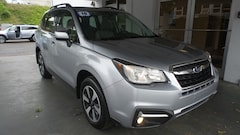 Certified Pre-Owned 2018 Subaru Forester 2.5i Limited SUV JF2SJAJC2JH415717 for Sale in Winston Salem