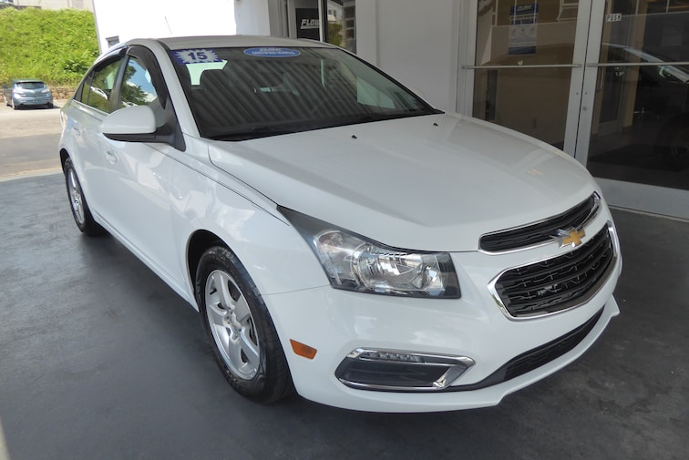 Used 2015 Chevrolet Cruze 1LT Auto Sedan Near Greensboro