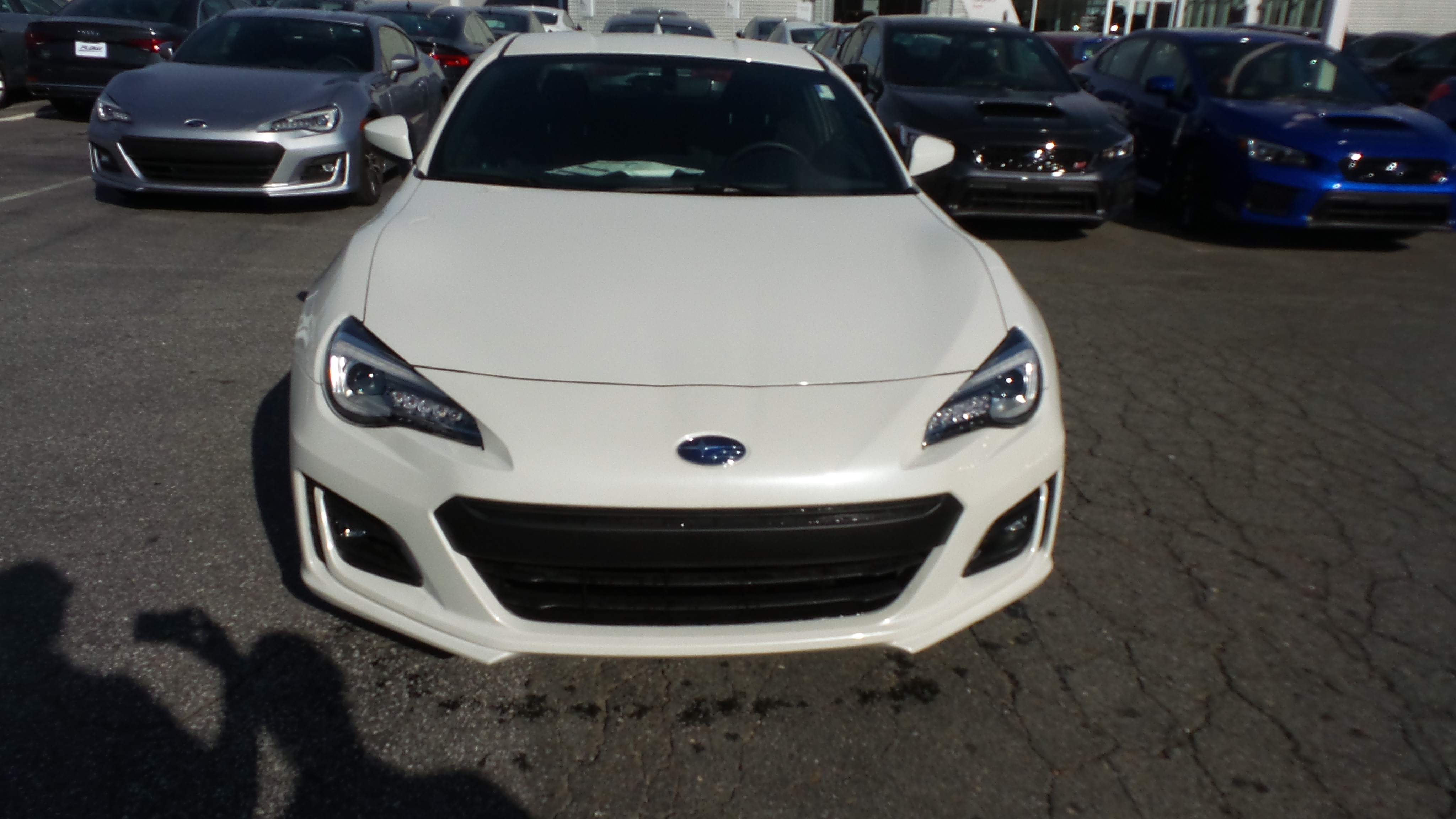 2018 Subaru BRZ Limited with Performance Package Coupe S6494