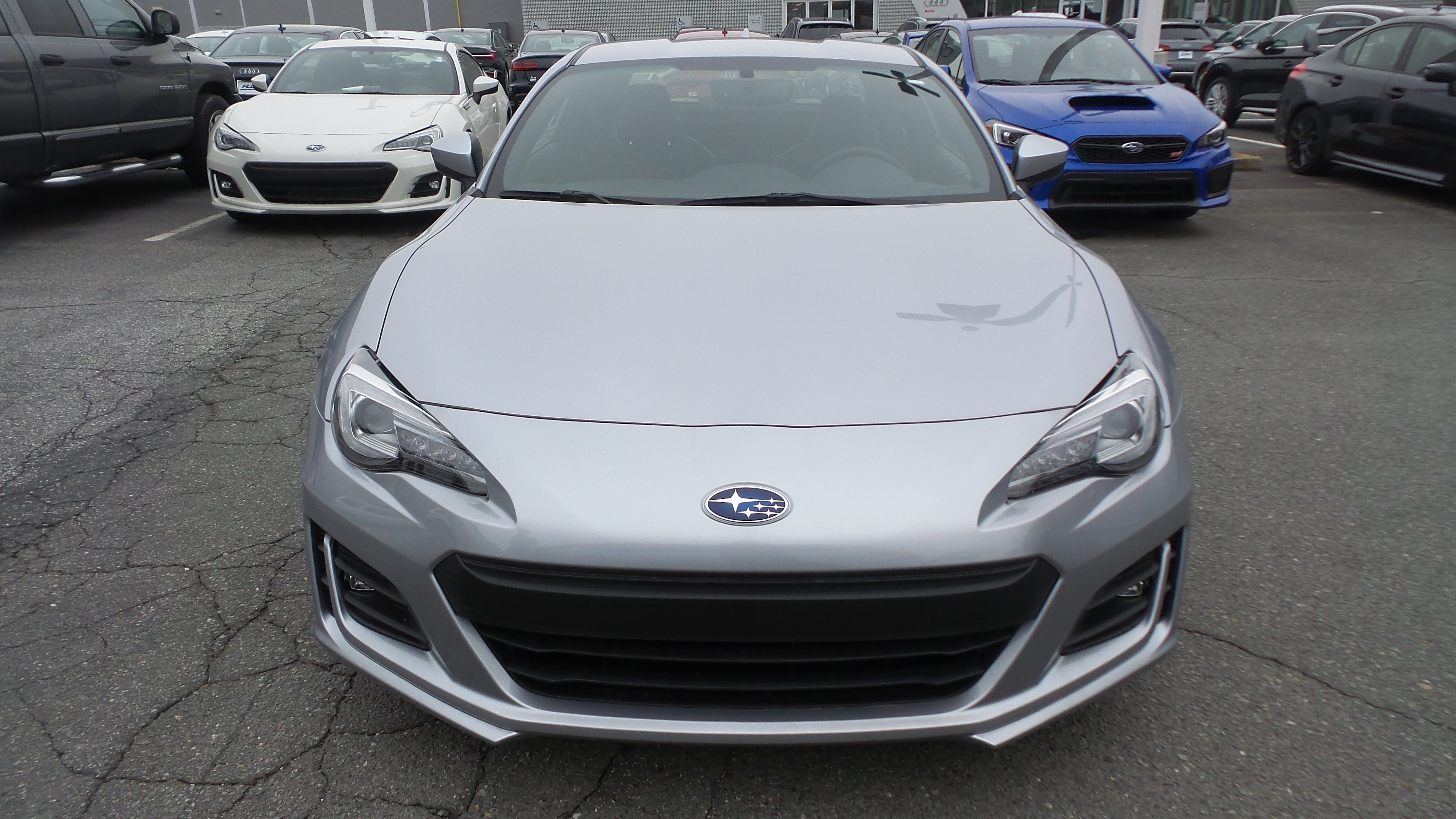 2018 Subaru BRZ Limited Coupe S6482