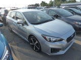 2018 Subaru Impreza 2.0i Sport with Moonroof, Blind Spot Detection & Starlink 5-door S6308