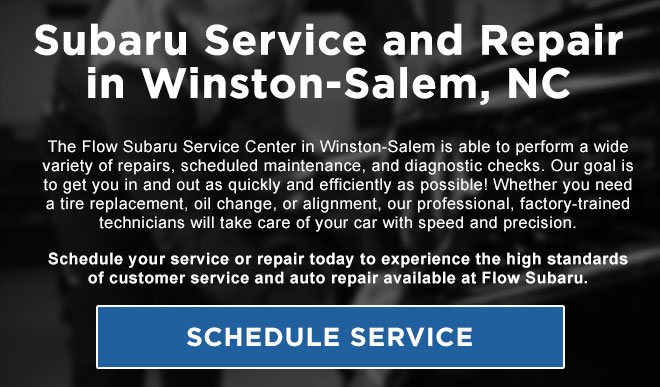 Winston Salem Subaru Car Repair Flow Subaru Auto Service Serving - Subaru auto repair