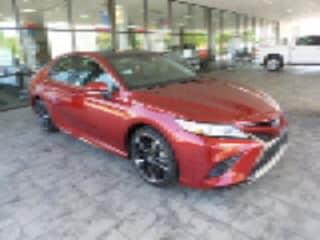 New 2018 Toyota Camry XSE V6 Sedan