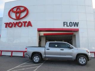 New 2019 Toyota Tundra SR5 Truck CrewMax