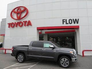 New 2018 Toyota Tundra 1794 Edition Truck CrewMax