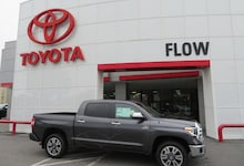 2018 Toyota Tundra 1794 Edition Truck CrewMax