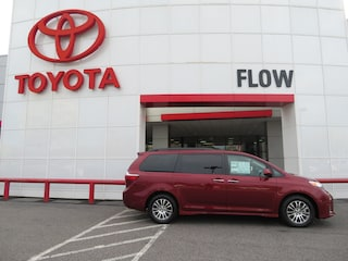 New 2019 Toyota Sienna XLE Van