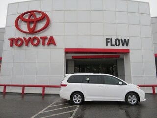 New 2019 Toyota Sienna LE Van