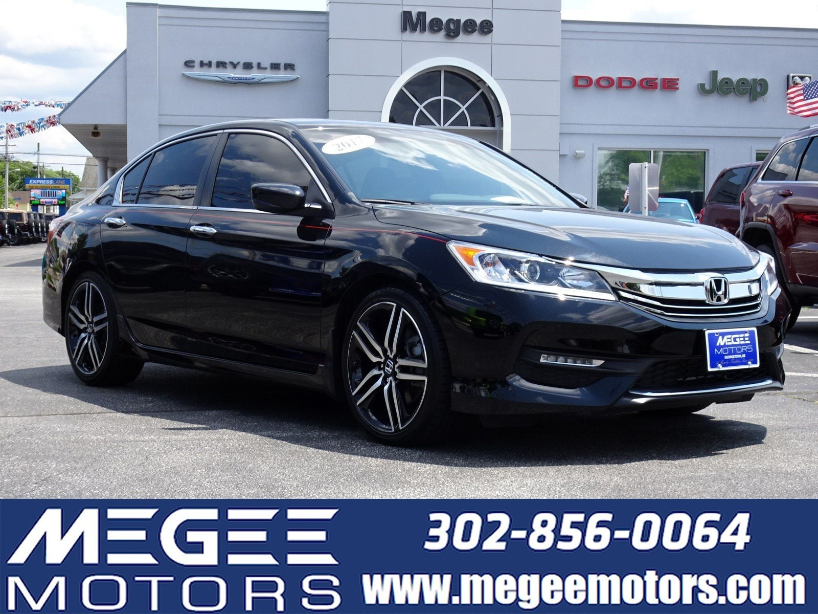 2017 Honda Accord Sedan Sport Sedan