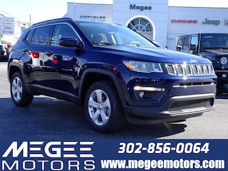 New 2019 Jeep Compass LATITUDE 4X4 Sport Utility Georgetown DE