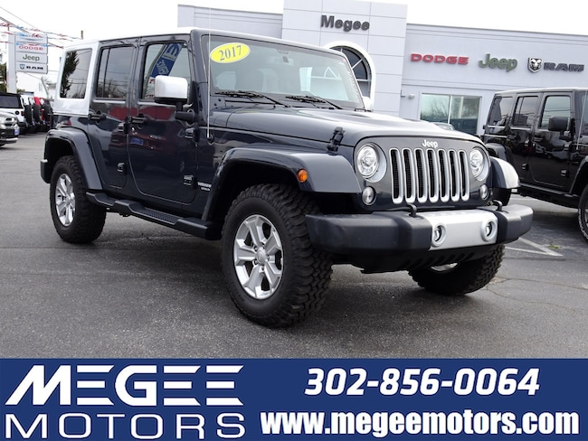2017 Jeep Wrangler Chief Edition 4x4 *Ltd Avail* 4 door