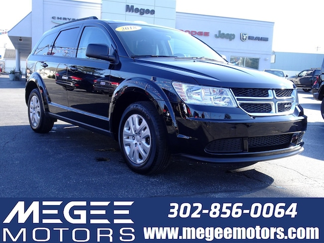 Used 2018 Dodge Journey SE FWD Crossover Georgetown