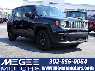 New 2019 Jeep Renegade SPORT 4X4 Sport Utility Georgetown DE