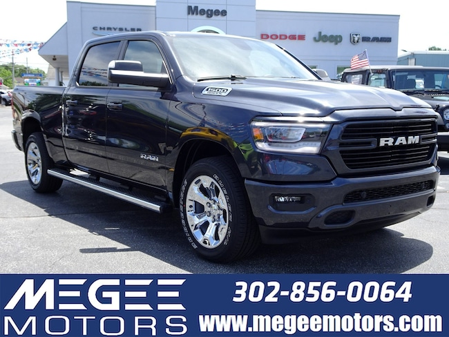New 2019 Ram 1500 BIG HORN / LONE STAR CREW CAB 4X4 6'4 BOX Crew Cab Georgetown