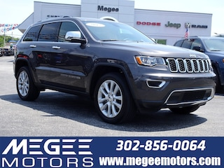 Used 2017 Jeep Grand Cherokee Limited Limited 4x4 Georgetown DE