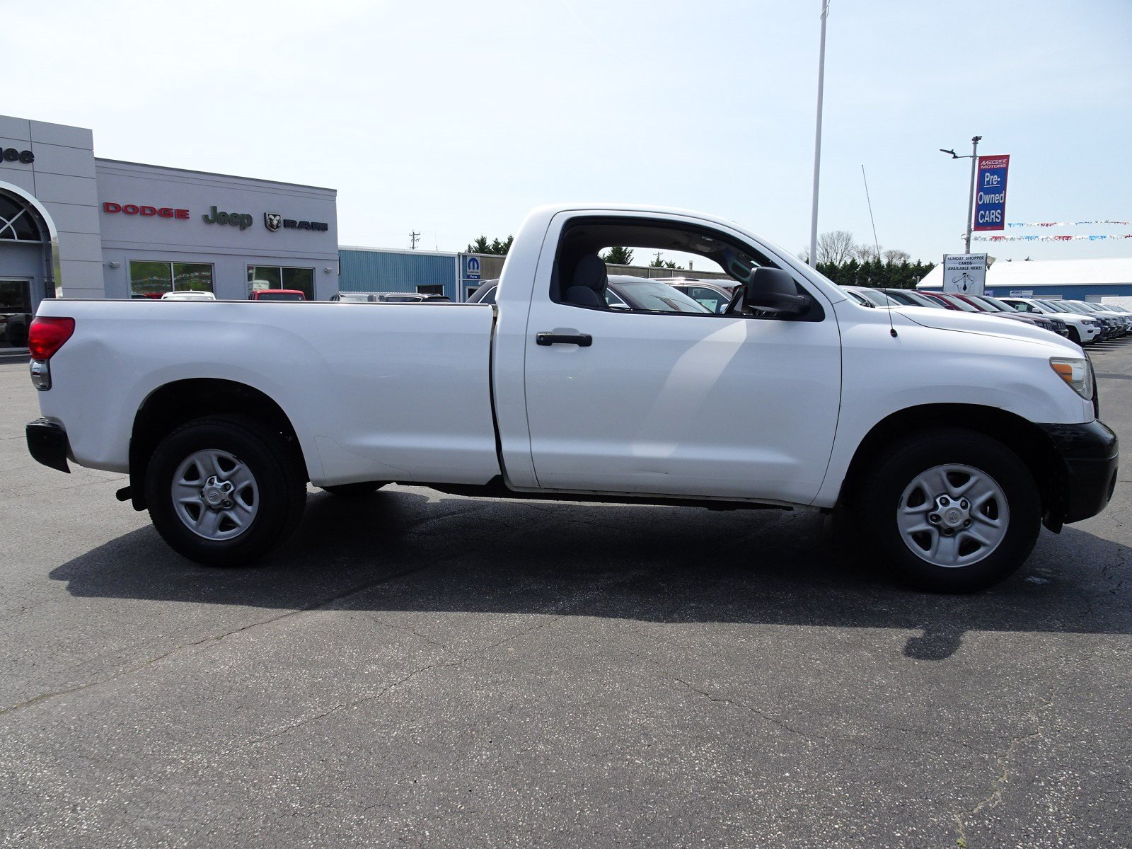 Used 2007 Toyota Tundra in Georgetown in Sussex County, DE | 11558A