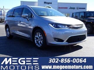 New 2019 Chrysler Pacifica LIMITED Passenger Van Georgetown DE