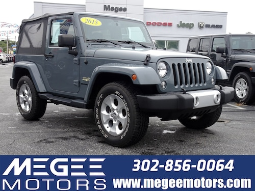 2015 Jeep Wrangler SUV