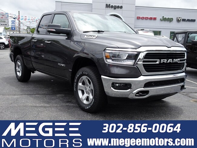 New 2019 Ram 1500 BIG HORN / LONE STAR QUAD CAB 4X4 6'4 BOX Quad Cab Georgetown
