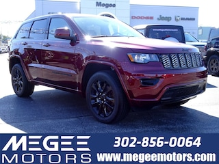 New 2019 Jeep Grand Cherokee ALTITUDE 4X4 Sport Utility Georgetown DE