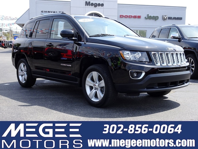 2015 Jeep Compass High Altitude Edition 4WD SUV