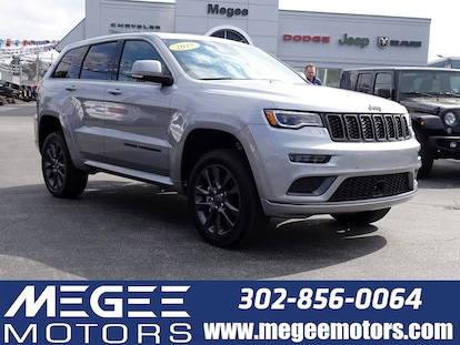 Used 2018 Jeep Grand Cherokee High Altitude in