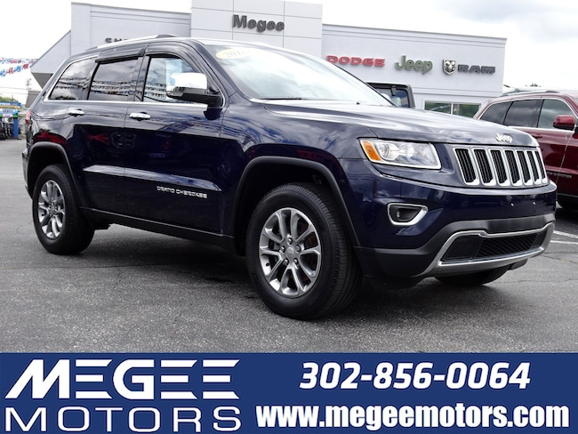 Used 2016 Jeep Grand Cherokee Limited 4WD SUV Georgetown