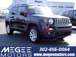 Used 2017 Jeep Renegade Latitude Latitude 4x4 Georgetown DE