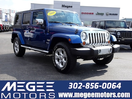2009 Jeep Wrangler Unlimited SUV