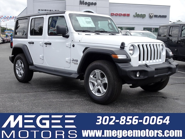 3ae0f181 New 2018 Jeep Wrangler UNLIMITED SPORT S 4X4 For Sale in ...