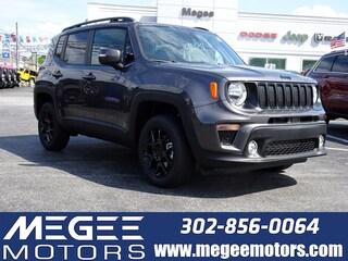 New 2019 Jeep Renegade ALTITUDE 4X4 Sport Utility Georgetown DE