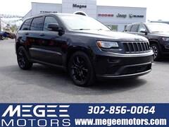 2014 Jeep Grand Cherokee Summit 4WD SUV