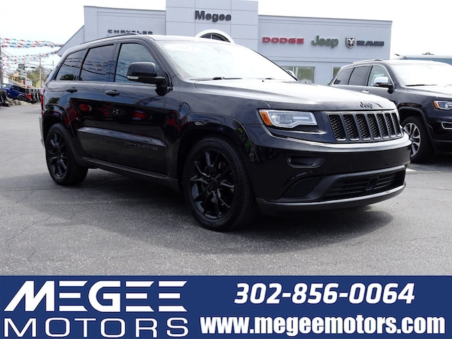 2014 Jeep Grand Cherokee Summit 4WD SUV