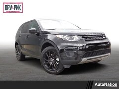 2019 Land Rover Discovery Sport SE Sport Utility