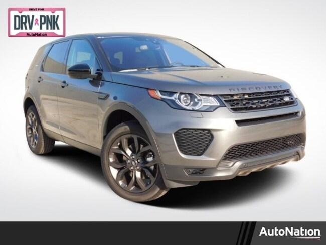 2019 Land Rover Discovery Sport Landmark Sport Utility