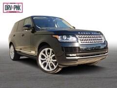 2015 Land Rover Range Rover HSE Sport Utility