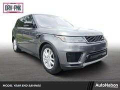 2018 Land Rover Range Rover Sport SE Sport Utility
